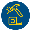 shed workshop icon