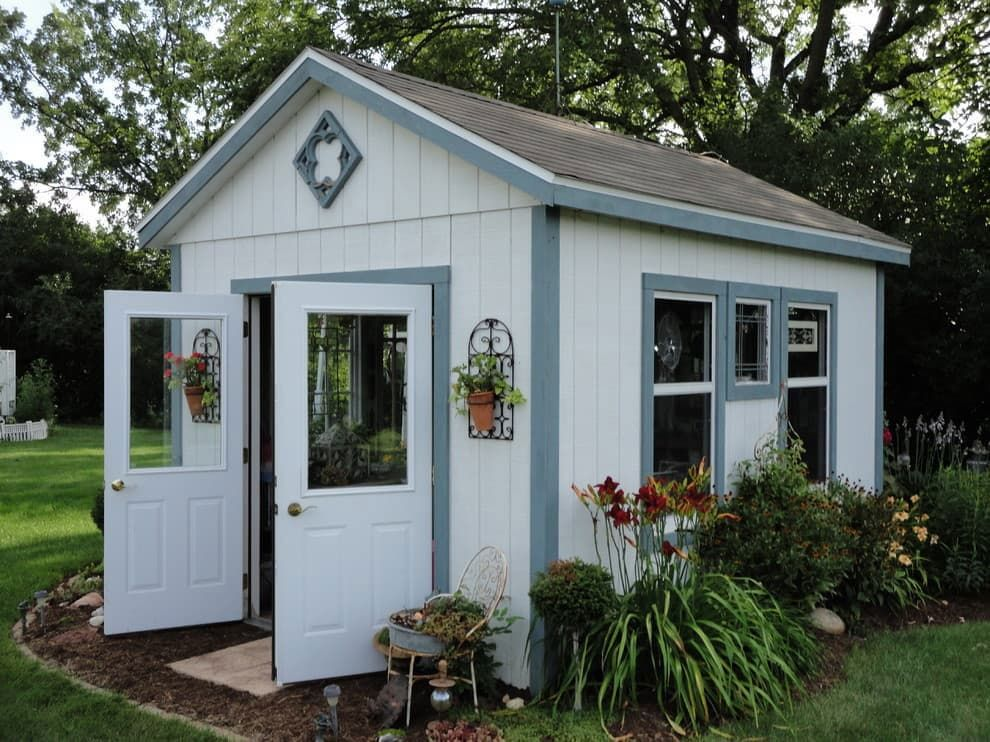 22 Inventive And Creative Shed Ideas Uses Esh S Utility Buildings