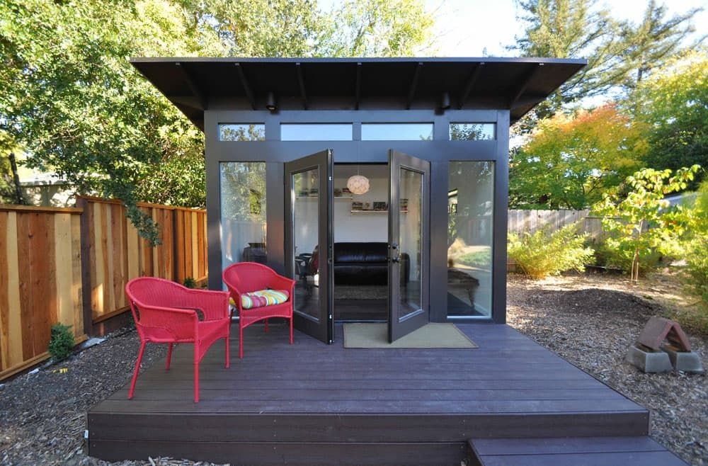 A studio shed idea