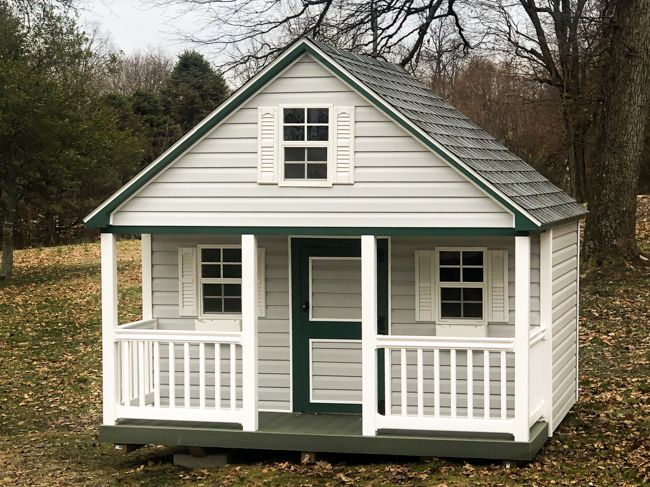 playhouse shed idea