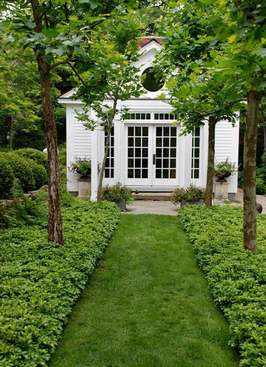 summer house garden shed idea