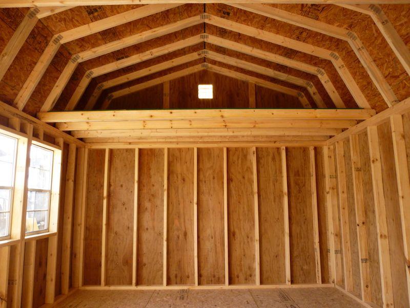 vinyl storage buildings quality sheds framing 16 oc