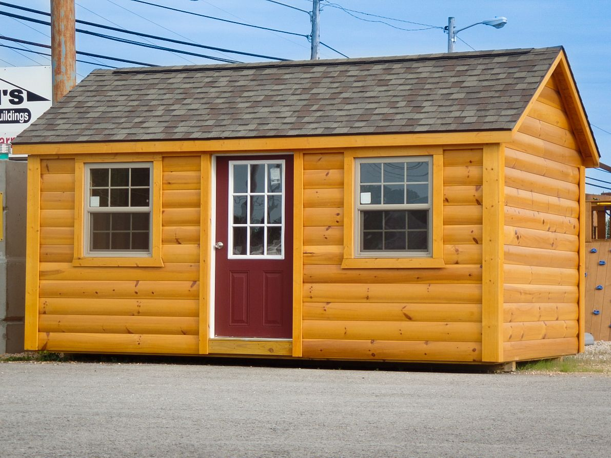 A prefab cabin for sale near Albany, KY