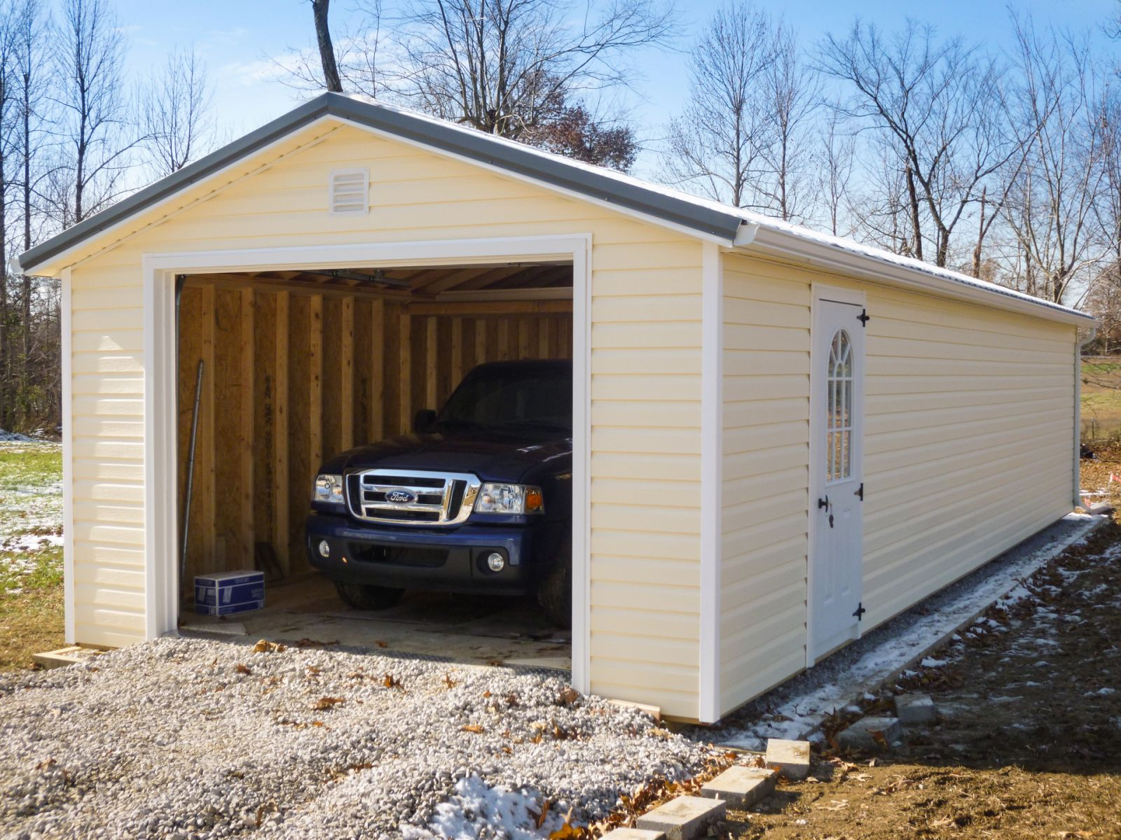 A portable garage for sale near Radcliff, KY