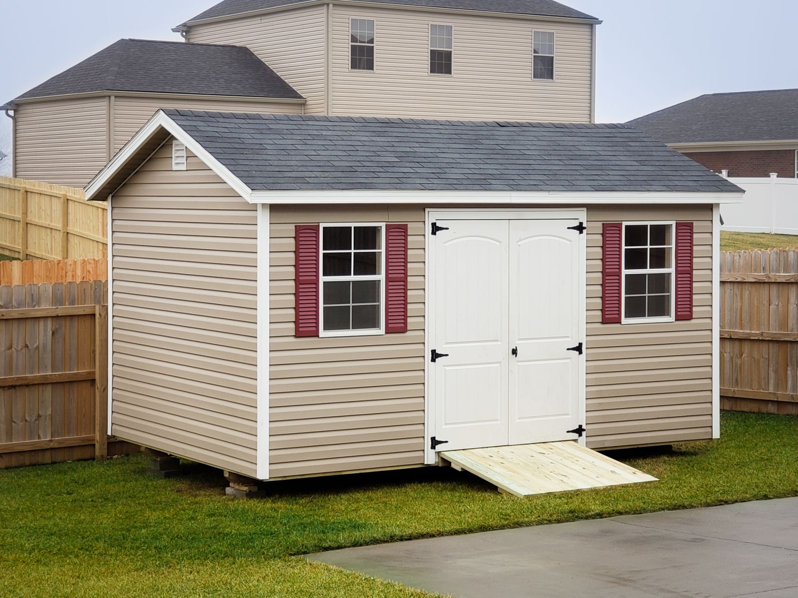 shed for sale in frankfort ky