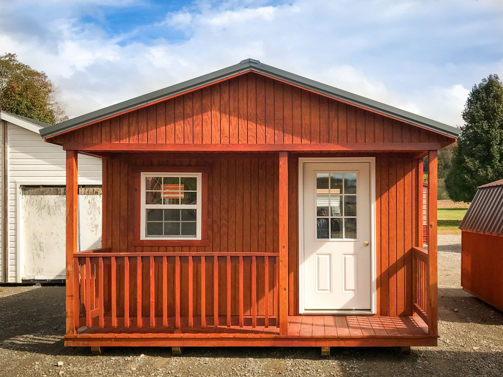 prefab cabin shed for sale in frankfort ky