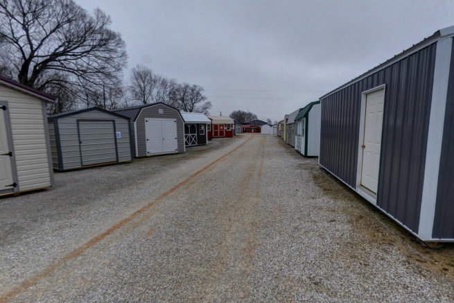 Sheds for sale in Cave City, KY