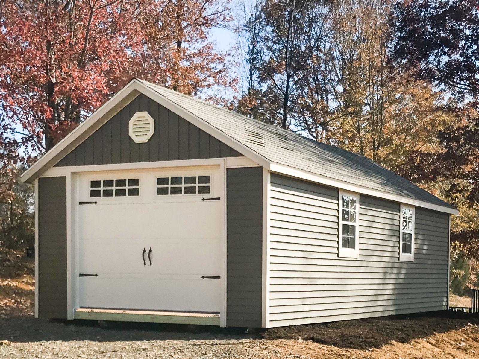 A portable garage shed for sale in Bowling Green, KY