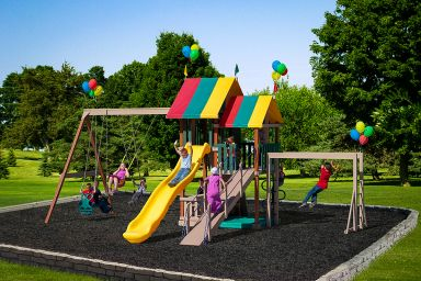 A vinyl playset for sale in KY & TN