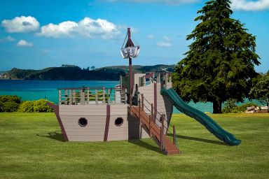 A ship-style swing set for sale in TN & KY