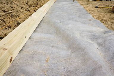 Installing a shed foundation in Kentucky